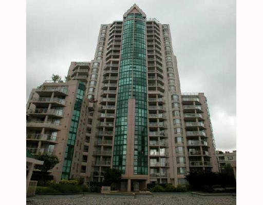 "Main Photo: 1501 1199 EASTWOOD Street in Coquitlam: North Coquitlam Condo for sale in ""THE SELKIRK"" : MLS®# V672556"