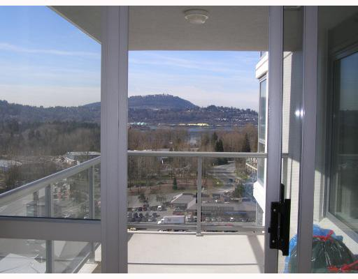 "Main Photo: 1504 290 NEWPORT Drive in Port_Moody: North Shore Pt Moody Condo for sale in ""THE SENTINEL"" (Port Moody)  : MLS®# V703606"