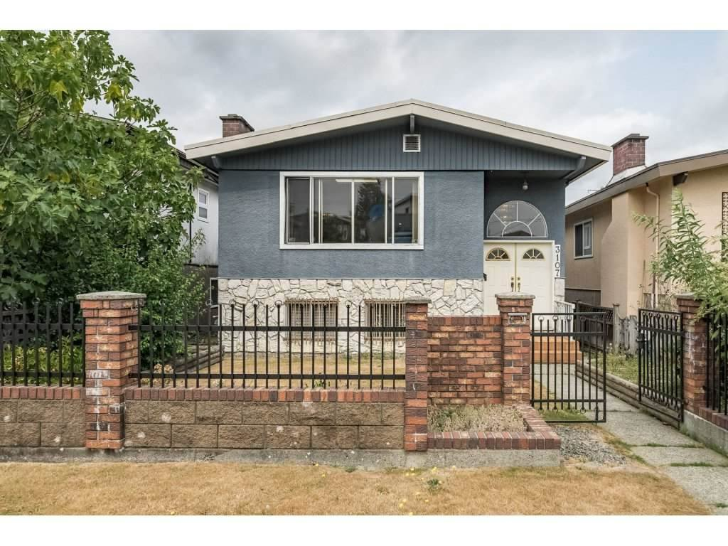 Main Photo: 3107 E 29TH Avenue in Vancouver: Renfrew Heights House for sale (Vancouver East)  : MLS®# R2396310