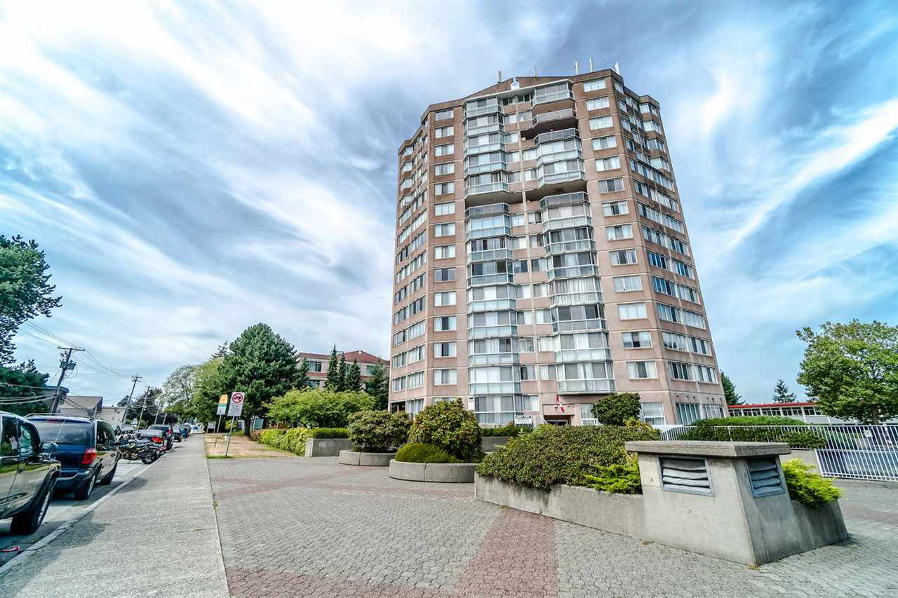 "Main Photo: 1208 11881 88 Avenue in Delta: Annieville Condo for sale in ""Kennedy Tower"" (N. Delta)  : MLS®# R2398771"