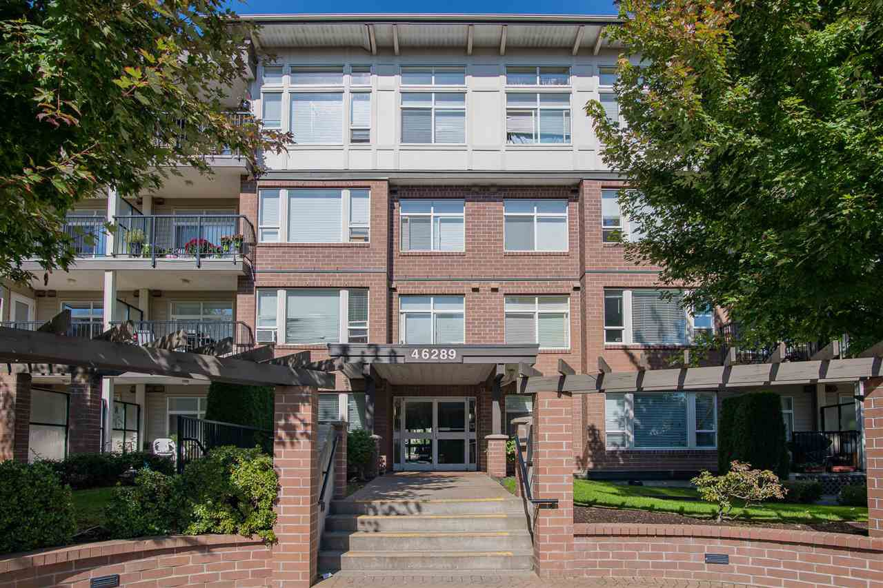 Main Photo: 119 46289 YALE ROAD in : Chilliwack E Young-Yale Condo for sale : MLS®# R2309237