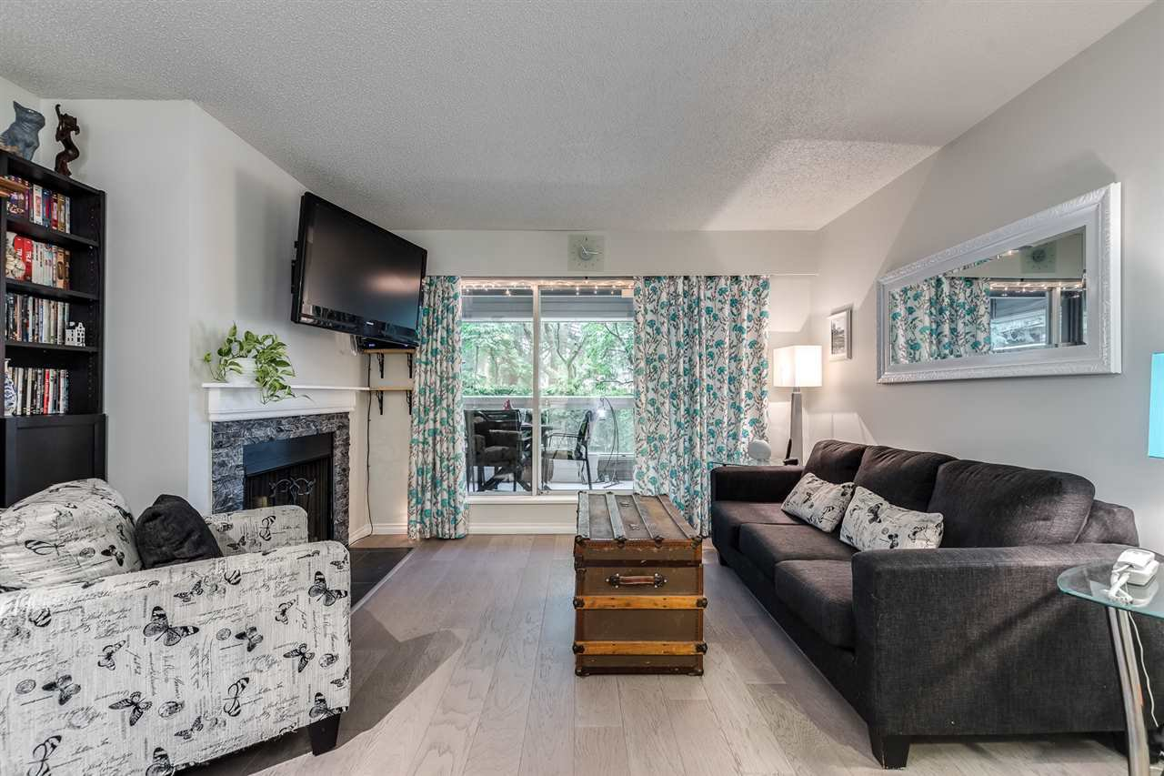 "Main Photo: 117 932 ROBINSON Street in Coquitlam: Coquitlam West Condo for sale in ""SHAUGHNESSY"" : MLS®# R2440869"