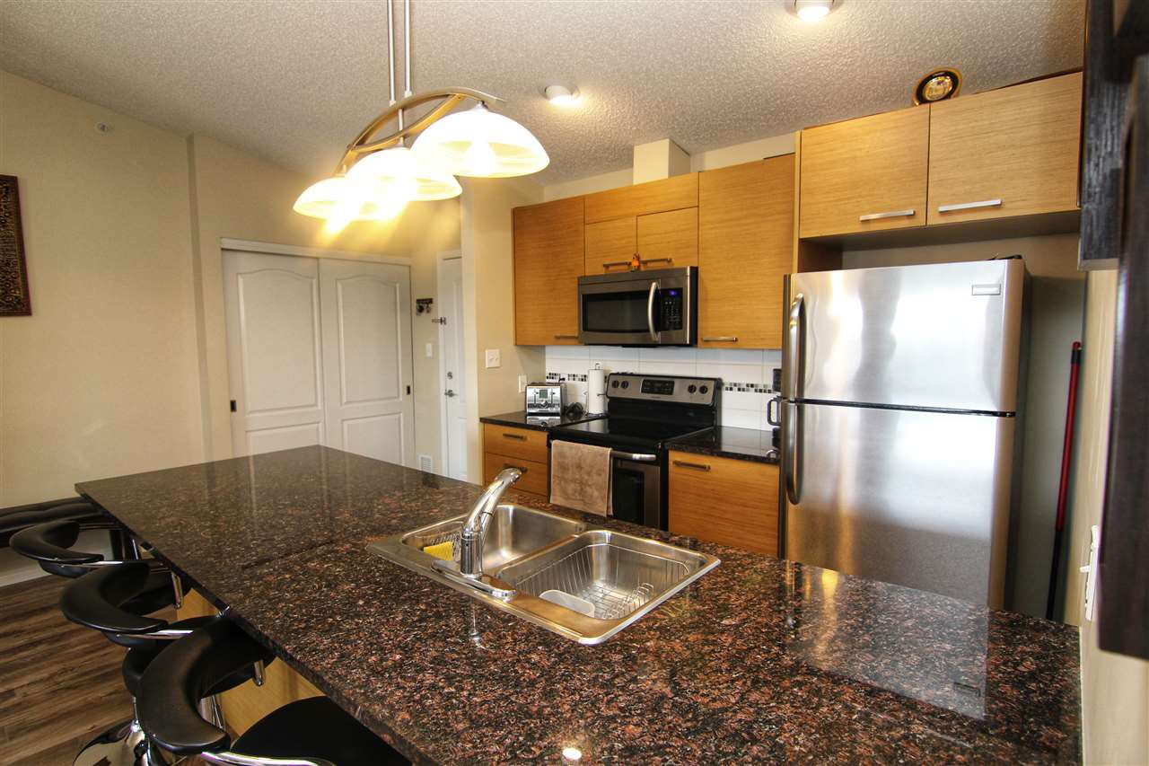 Main Photo: 3401 9351 SIMPSON Drive in Edmonton: Zone 14 Condo for sale : MLS®# E4201459