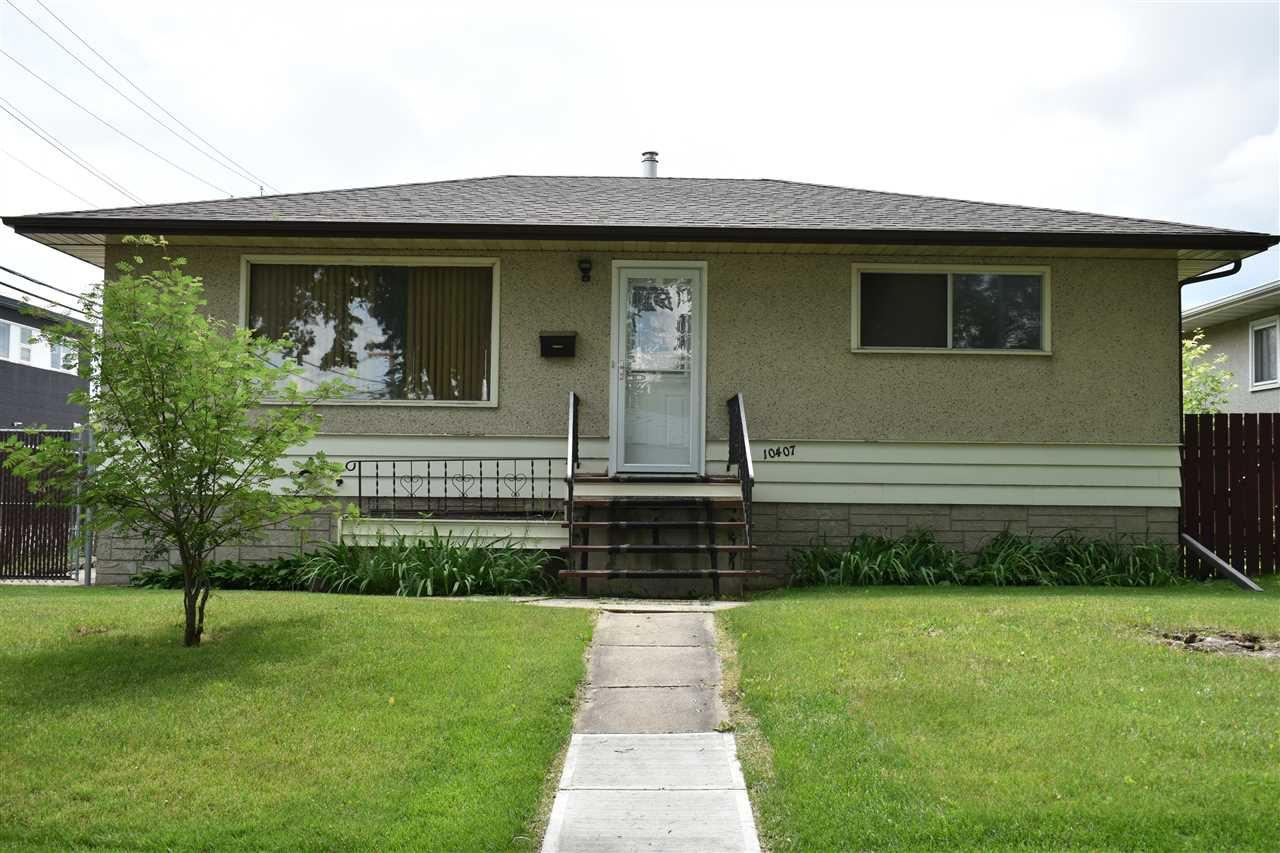 Main Photo: 10407 68 Avenue in Edmonton: Zone 15 House for sale : MLS®# E4204111
