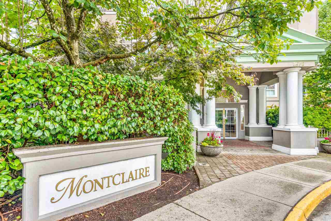 "Main Photo: 102 2970 PRINCESS Crescent in Coquitlam: Canyon Springs Condo for sale in ""Montclaire by Polygon"" : MLS®# R2489957"