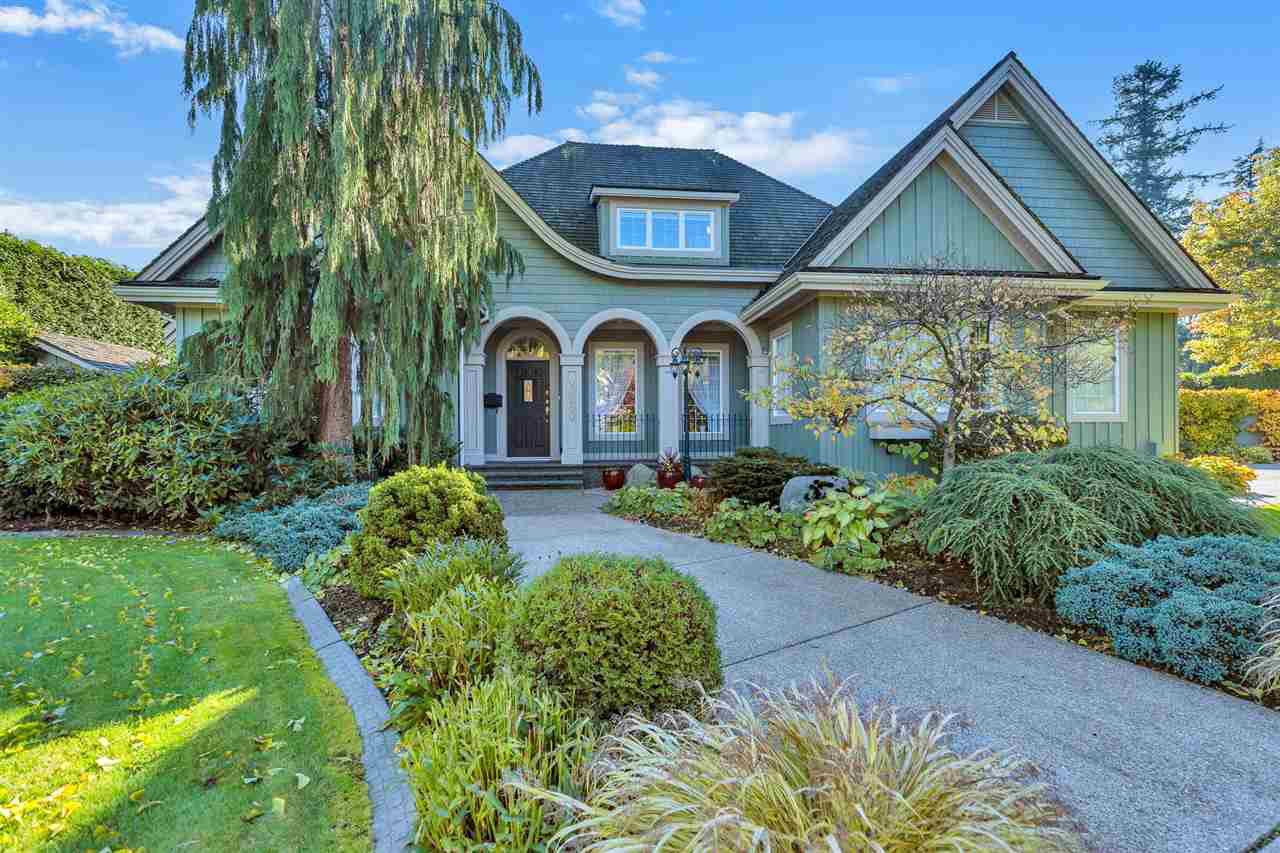 """Main Photo: 13252 23A Avenue in Surrey: Elgin Chantrell House for sale in """"Huntington Park"""" (South Surrey White Rock)  : MLS®# R2512348"""