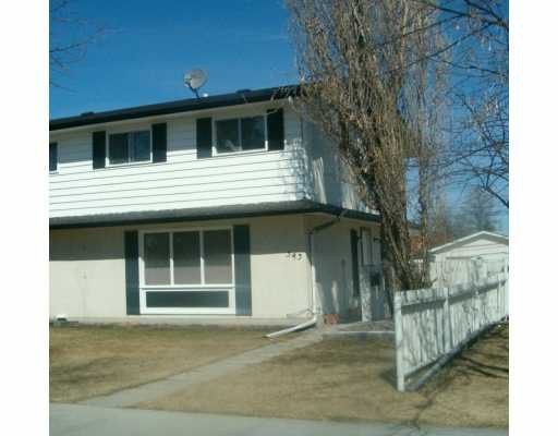 Main Photo: 343 MCMEANS Avenue East in WINNIPEG: Transcona Single Family Attached for sale (North East Winnipeg)  : MLS®# 2706022