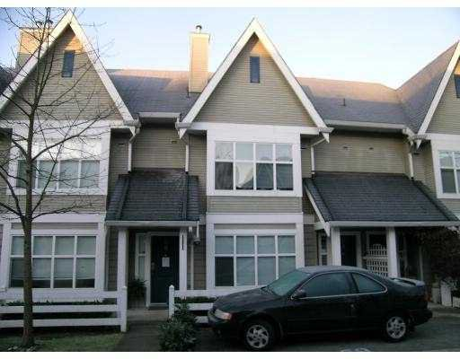 "Main Photo: 58 11757 236TH Street in Maple_Ridge: Cottonwood MR Townhouse for sale in ""GALIANO"" (Maple Ridge)  : MLS®# V684747"