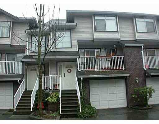 Main Photo: 35 2450 LOBB AV in Port_Coquitlam: Mary Hill Townhouse for sale (Port Coquitlam)  : MLS®# V377945