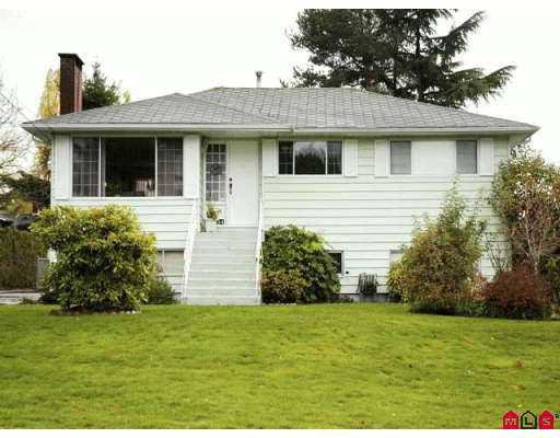 "Main Photo: 15034 CANARY Drive in Surrey: Bolivar Heights House for sale in ""Birdland"" (North Surrey)  : MLS®# F2624259"