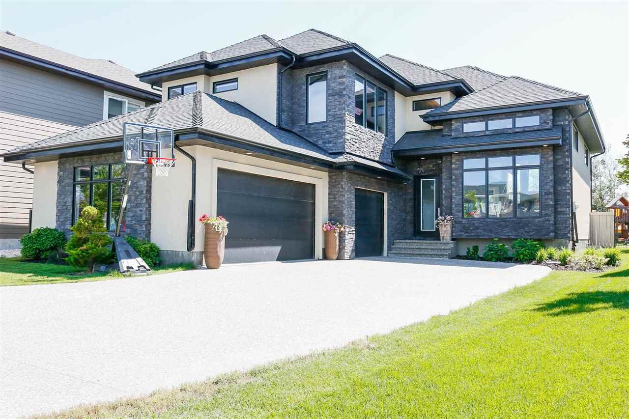 Main Photo: 2540 CAMERON RAVINE LANDING Landing in Edmonton: Zone 20 House for sale : MLS®# E4167473