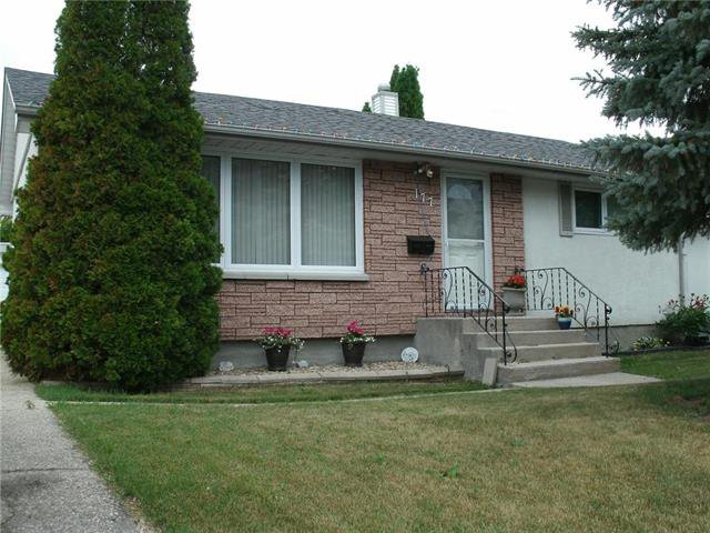 Main Photo: 177 Harper Avenue in Winnipeg: Windsor Park Single Family Detached for sale (2G)  : MLS®# 1918780