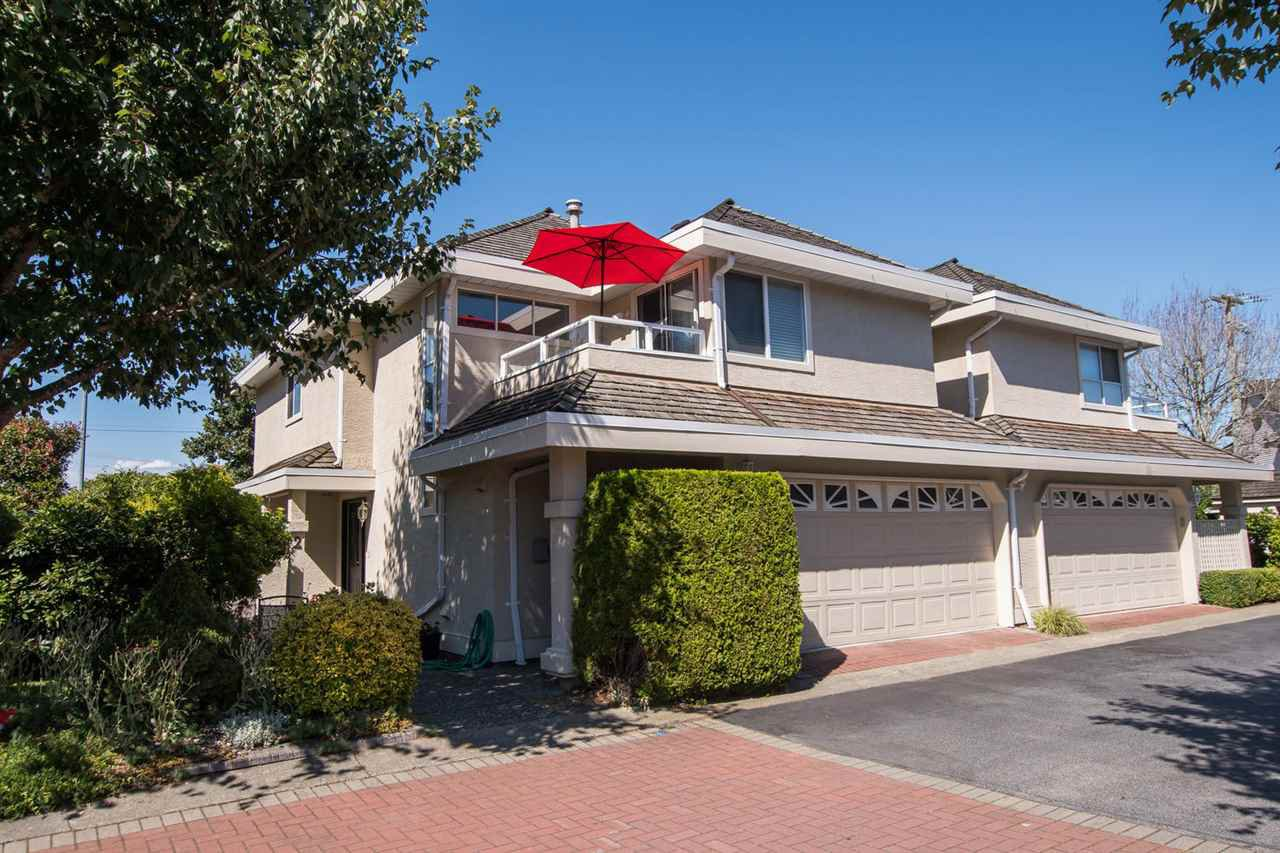 """Main Photo: 2 4767 64 Street in Delta: Holly Townhouse for sale in """"Hollyview Estates"""" (Ladner)  : MLS®# R2479344"""