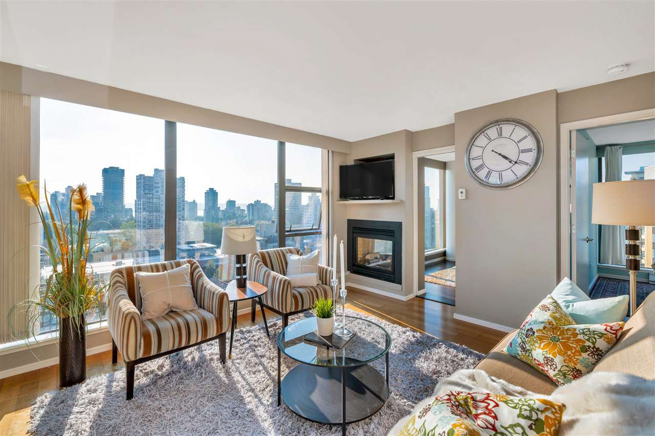"""Main Photo: 1602 1723 ALBERNI Street in Vancouver: West End VW Condo for sale in """"THE PARK"""" (Vancouver West)  : MLS®# R2506310"""