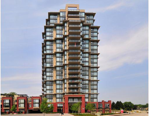 "Main Photo: 703 15 E ROYAL Avenue in New Westminster: Fraserview NW Condo for sale in ""VICTORIA HILL"" : MLS®# V796926"