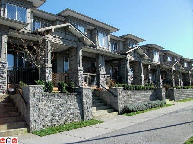 Main Photo: # 175 18701 66TH AV in Surrey: Condo for sale : MLS®# F1004933