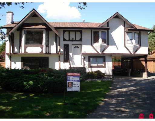 """Main Photo: 8971 146A Street in Surrey: Bear Creek Green Timbers House for sale in """"Green Timbers"""" : MLS®# F2720519"""