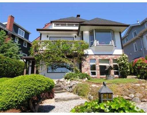 Main Photo: 372 BRAND ST in North Vancouver: Upper Lonsdale House for sale : MLS®# V540536