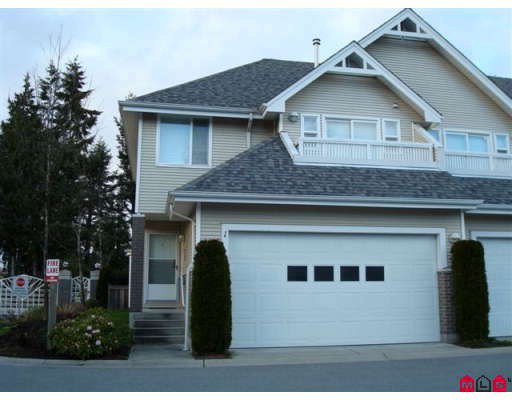 """Main Photo: 1 13918 58TH Avenue in Surrey: Panorama Ridge Townhouse for sale in """"ALDER PARK"""" : MLS®# F2806041"""