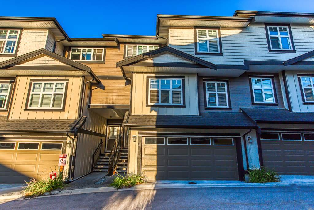 Main Photo: 62 6350 142 Street in Surrey: Sullivan Station Townhouse for sale : MLS®# R2400672