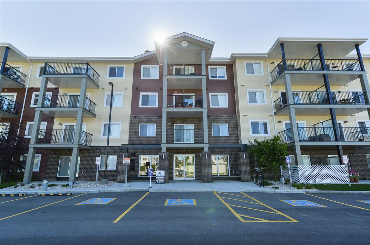 Main Photo: 211 7711 71 Street in Edmonton: Zone 17 Condo for sale : MLS®# E4179144
