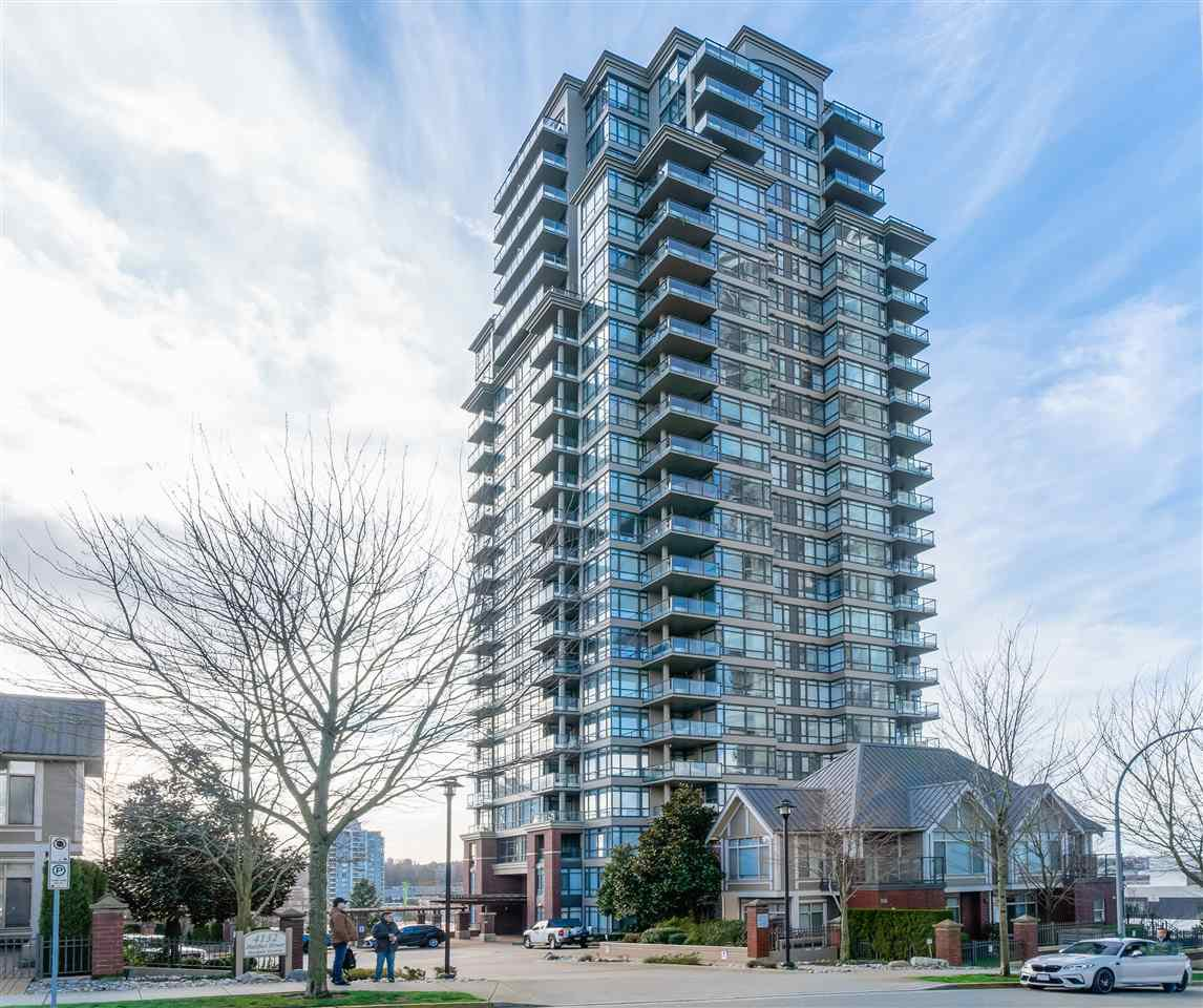 """Main Photo: 1508 4132 HALIFAX Street in Burnaby: Brentwood Park Condo for sale in """"MARQUIS GRANDE"""" (Burnaby North)  : MLS®# R2433205"""