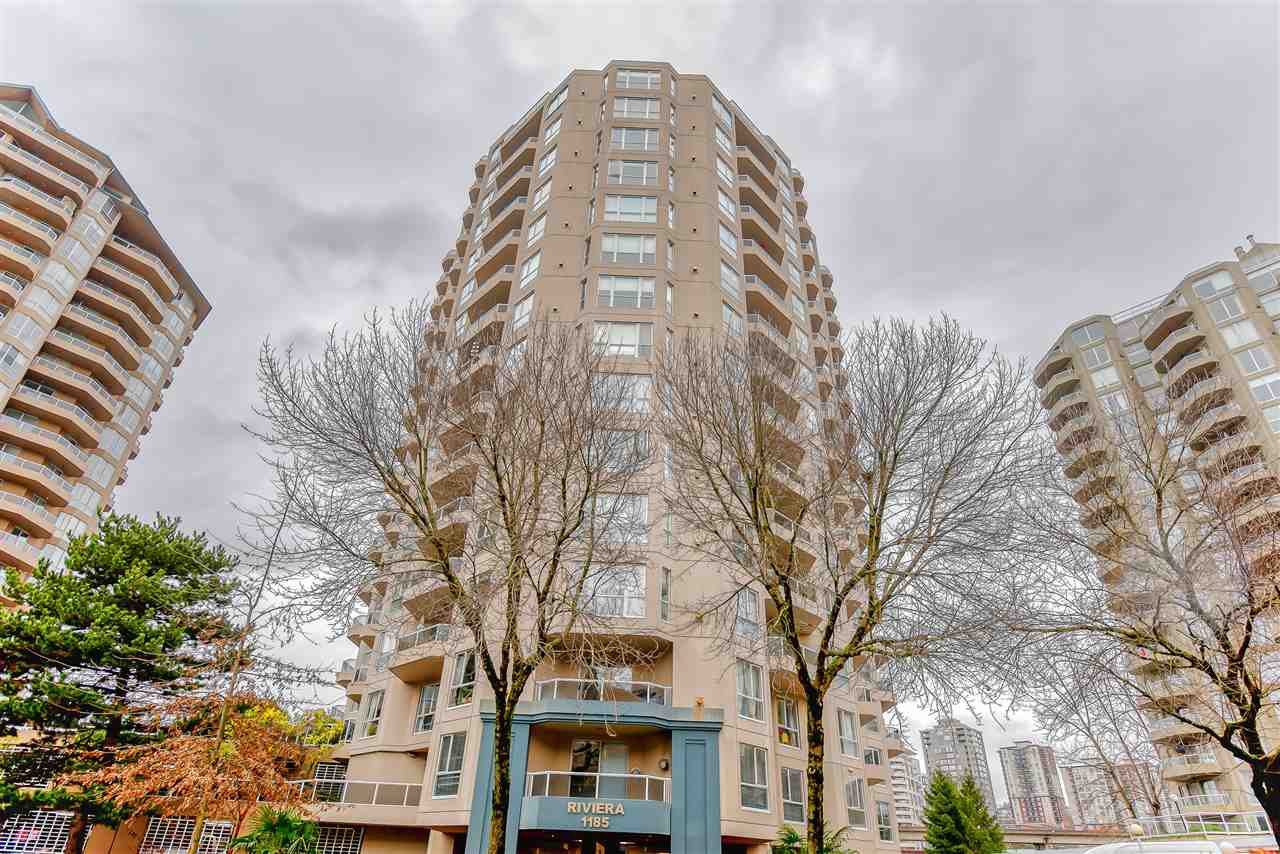 "Main Photo: 404 1185 QUAYSIDE Drive in New Westminster: Quay Condo for sale in ""RIVIERA"" : MLS®# R2434209"
