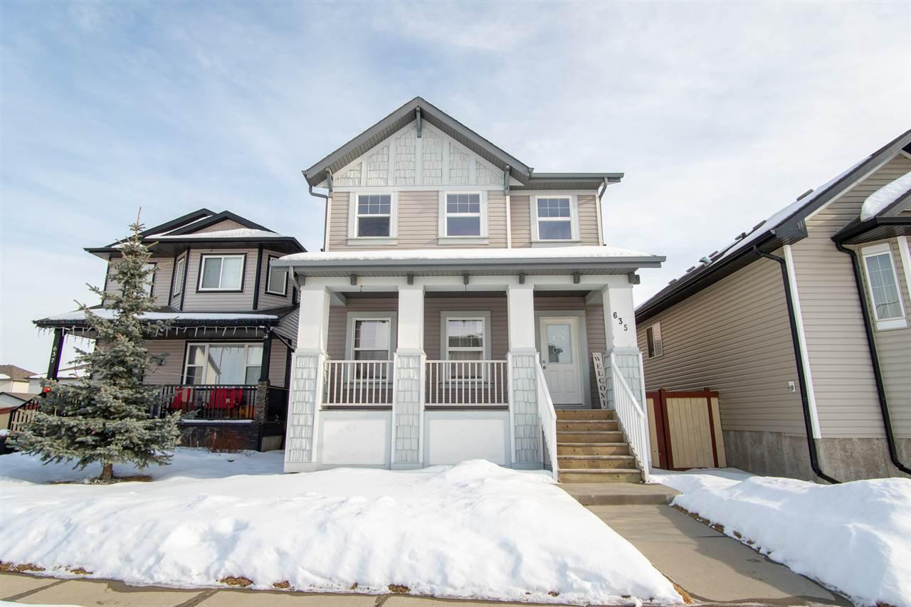 Main Photo: 635 Songhurst Wynd: Leduc House for sale : MLS®# E4189014