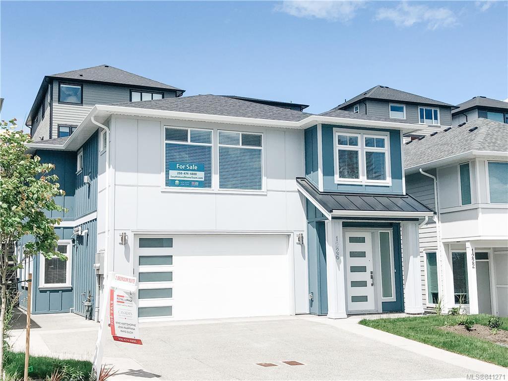 Main Photo: 1226 Flint Ave in Langford: La Bear Mountain Single Family Detached for sale : MLS®# 841271