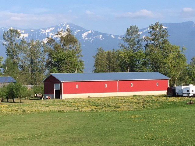 Main Photo: 47805 BALLAM Road in Chilliwack: Fairfield Island Agri-Business for sale : MLS®# C8033737
