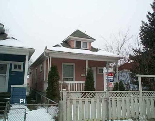 Main Photo: 304 JOHNSON Avenue West in Winnipeg: East Kildonan Single Family Detached for sale (North East Winnipeg)  : MLS®# 2518342