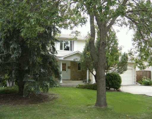 Main Photo: 204 LINACRE Road in Winnipeg: Fort Garry / Whyte Ridge / St Norbert Single Family Detached for sale (South Winnipeg)  : MLS®# 2615393