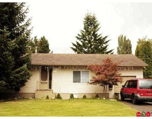 Main Photo: 32122 PINEVIEW Avenue in Abbotsford: Abbotsford West House for sale : MLS®# F2720904