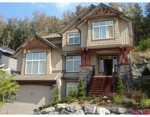 "Main Photo: 3504 APPLEWOOD Drive in Abbotsford: Abbotsford East House for sale in ""Highlands"" : MLS®# F2724043"