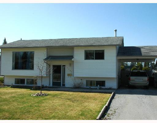 Main Photo: 7658 MILLER in Prince_George: Parkridge House for sale (PG City South (Zone 74))  : MLS®# N182395