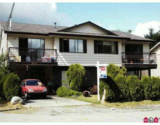 Main Photo: 3163 3161 268TH ST in Langley: Aldergrove Langley House Duplex for sale : MLS®# F2618555