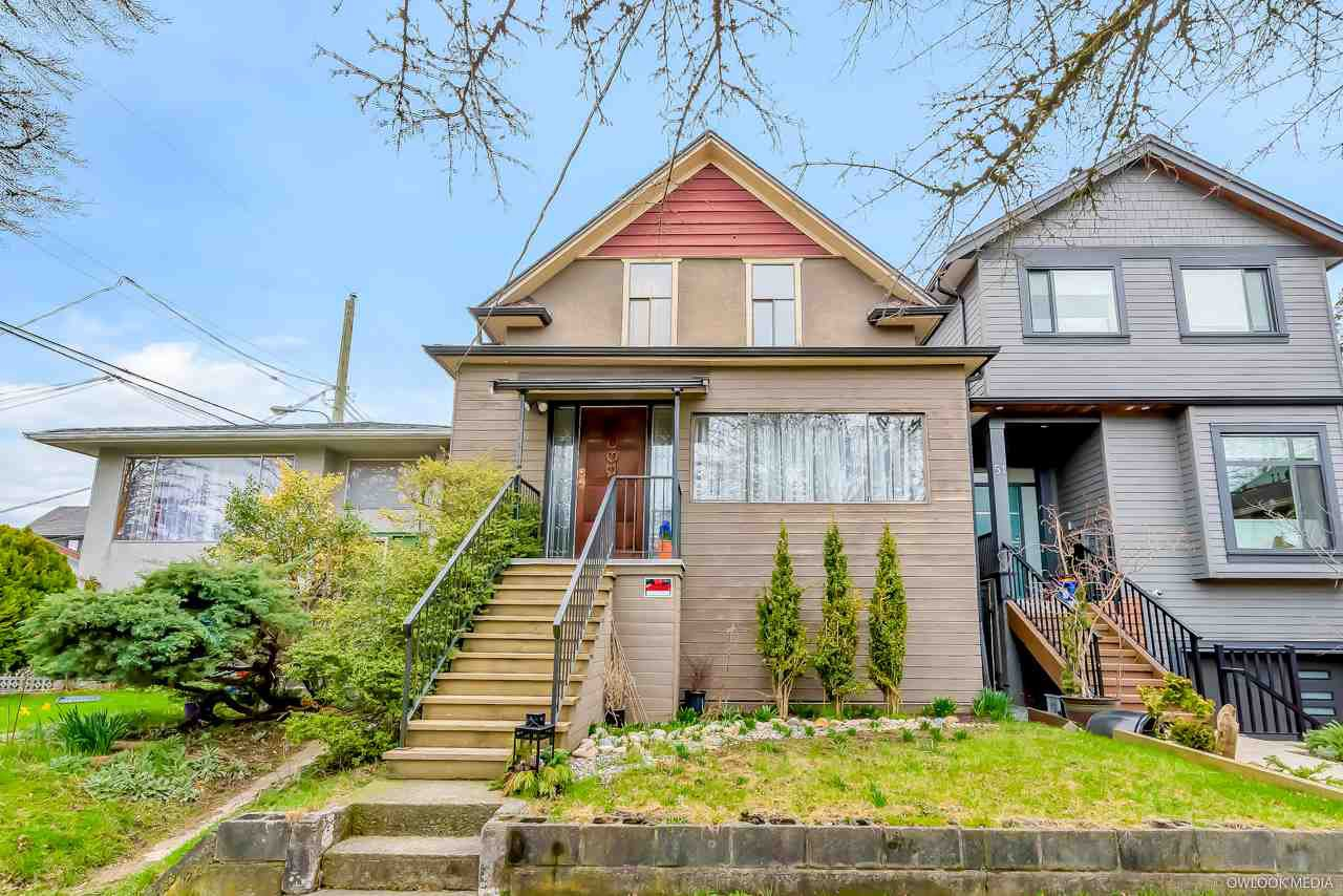 Main Photo: 41 E 27TH Avenue in Vancouver: Main House for sale (Vancouver East)  : MLS®# R2443081