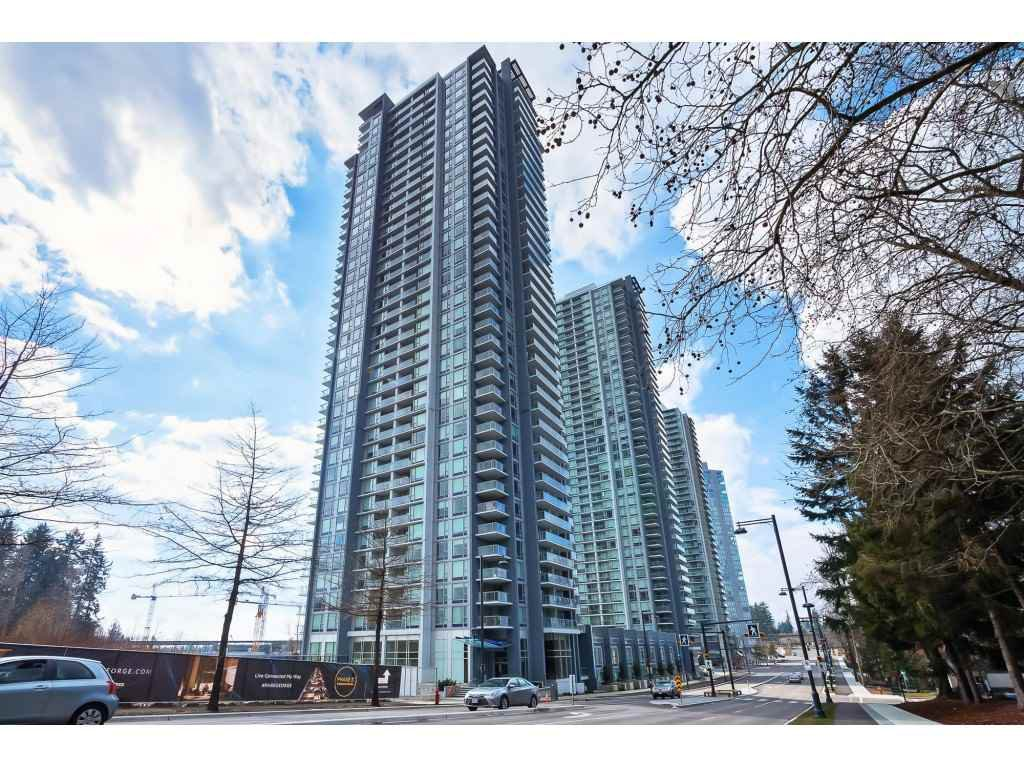 "Main Photo: 707 13750 100 Avenue in Surrey: Whalley Condo for sale in ""Park Avenue by Concord"" (North Surrey)  : MLS®# R2449114"