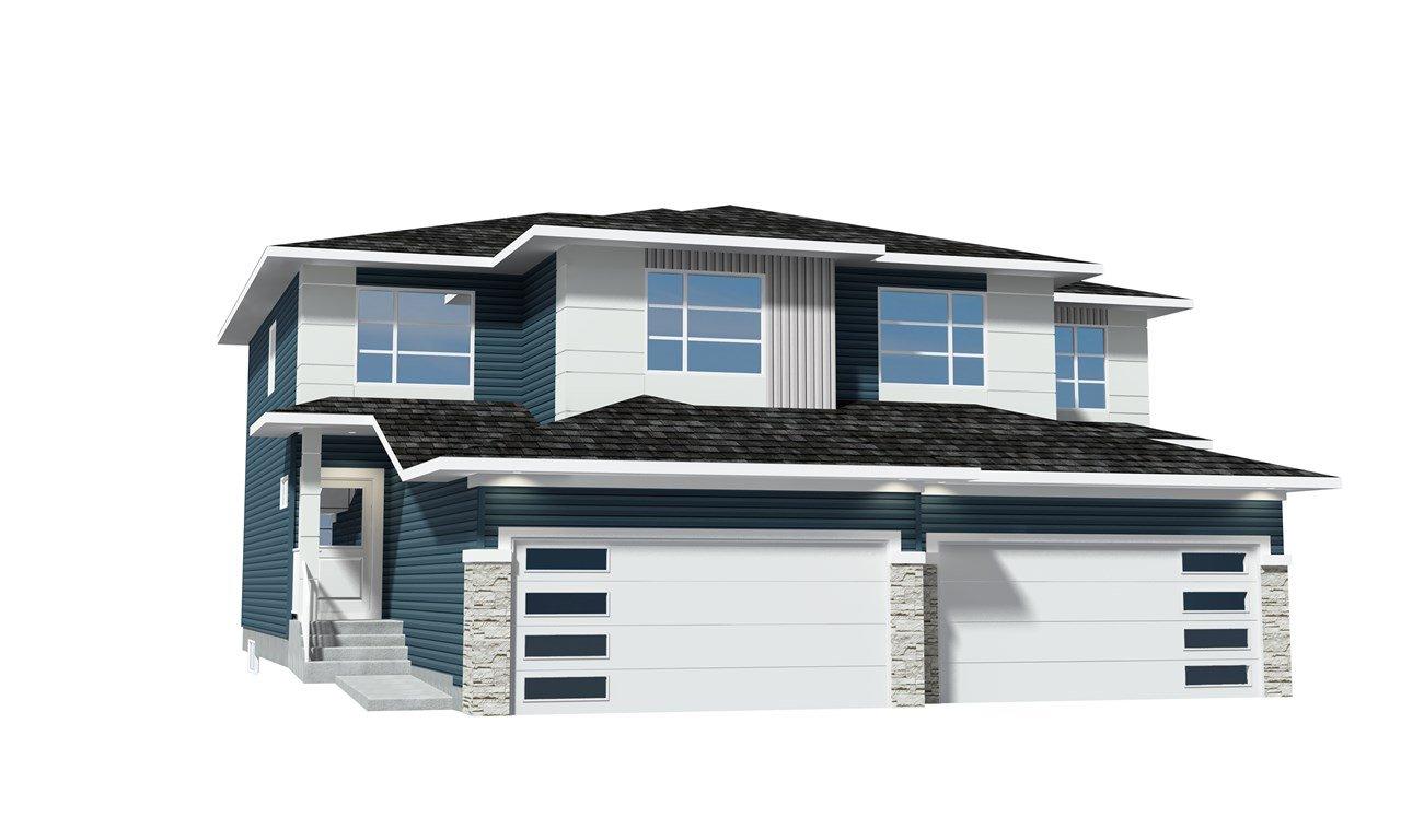 Main Photo: 192 Rankin Drive: St. Albert House Half Duplex for sale : MLS®# E4195831