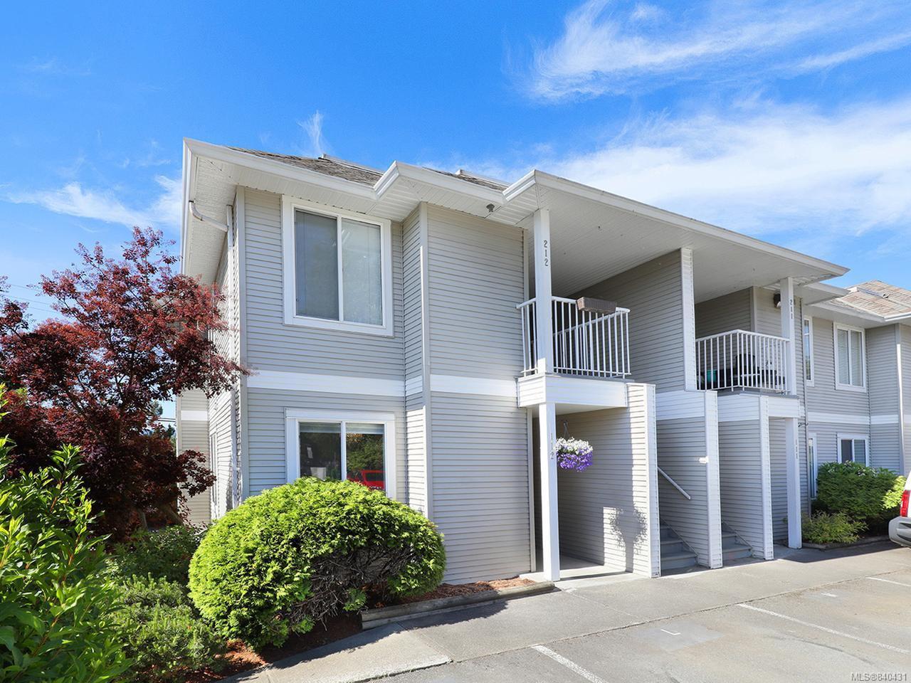 Main Photo: 112 130 BACK ROAD in COURTENAY: CV Courtenay East Condo Apartment for sale (Comox Valley)  : MLS®# 840431