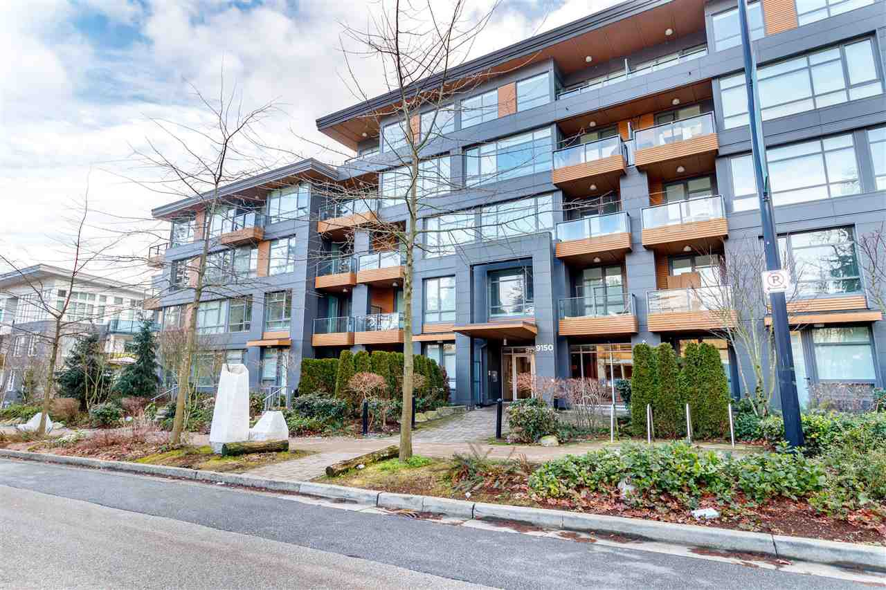 Main Photo: 111 9150 UNIVERSITY HIGH STREET in : Simon Fraser Univer. Condo for sale : MLS®# R2340692