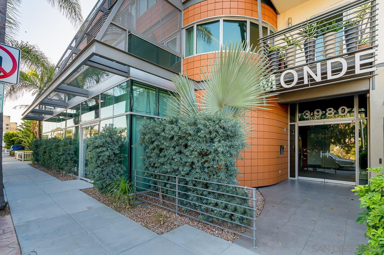 Main Photo: HILLCREST Condo for sale : 2 bedrooms : 3980 9th Ave #404 in San Diego