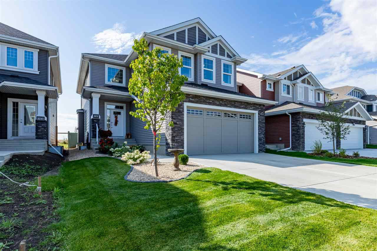 Main Photo: 16711 18 Avenue in Edmonton: Zone 56 House for sale : MLS®# E4172613