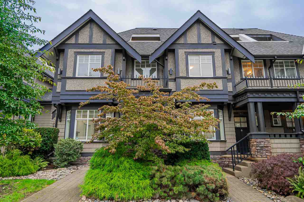 """Main Photo: 782 ST. GEORGES Avenue in North Vancouver: Central Lonsdale Townhouse for sale in """"St. Georges Row"""" : MLS®# R2409256"""