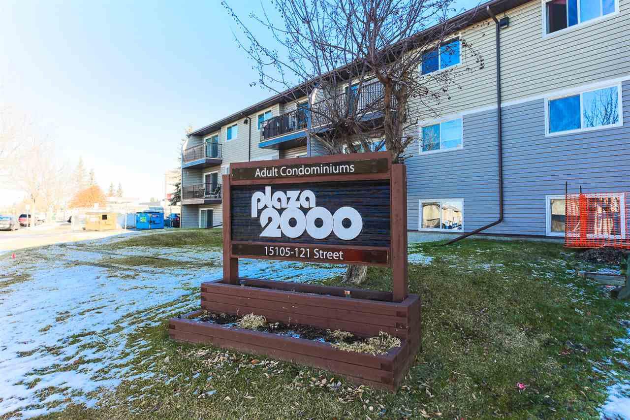 Main Photo: 224 15105 121 Street in Edmonton: Zone 27 Condo for sale : MLS®# E4180586