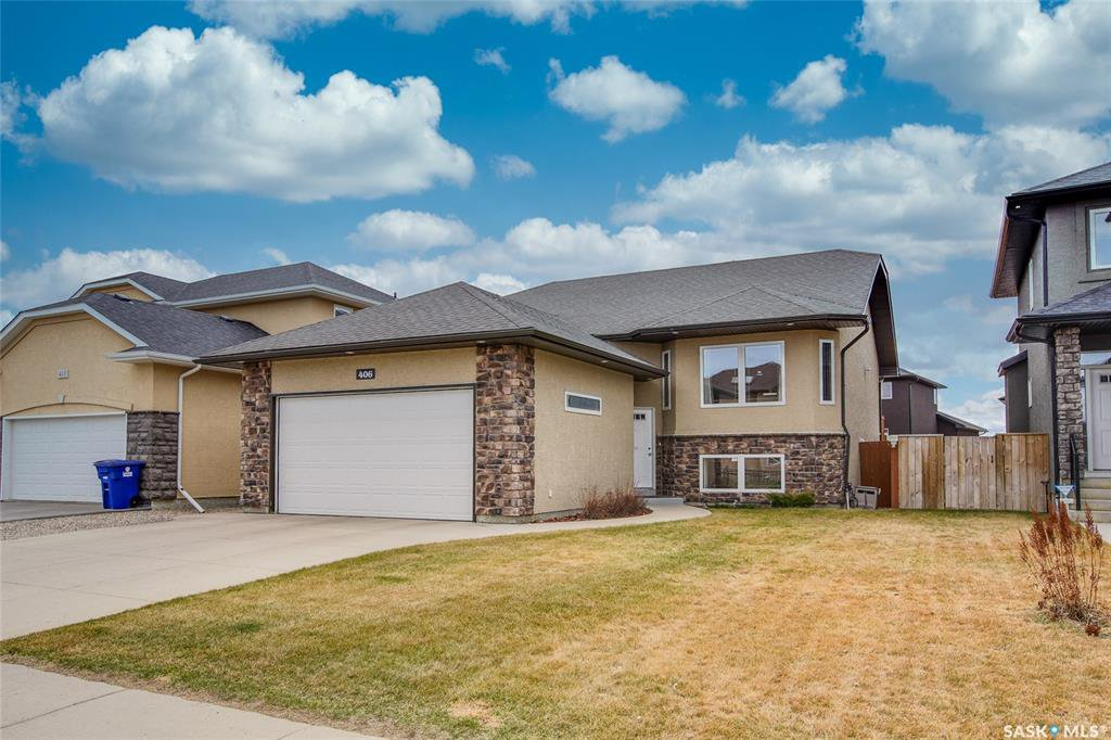 Main Photo: 406 Laycock Crescent in Saskatoon: Stonebridge Residential for sale : MLS®# SK806574