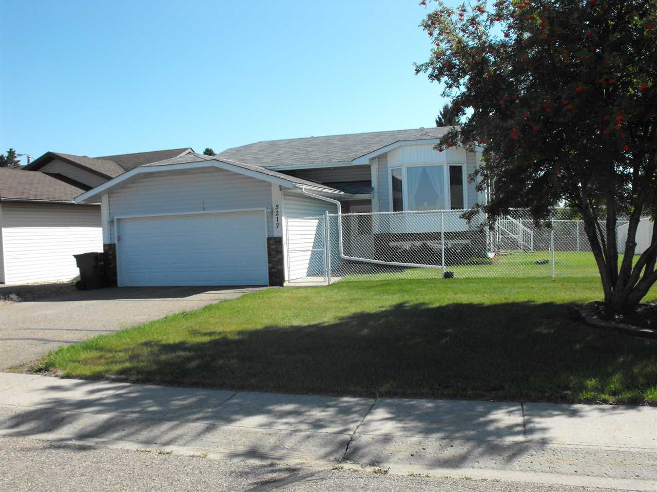 Main Photo: 5217 54A Street: Elk Point House for sale : MLS®# E4210955