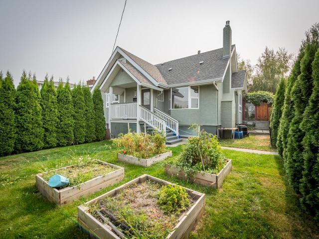 Main Photo: 805 COLUMBIA STREET in Kamloops: South Kamloops House for sale : MLS®# 158398