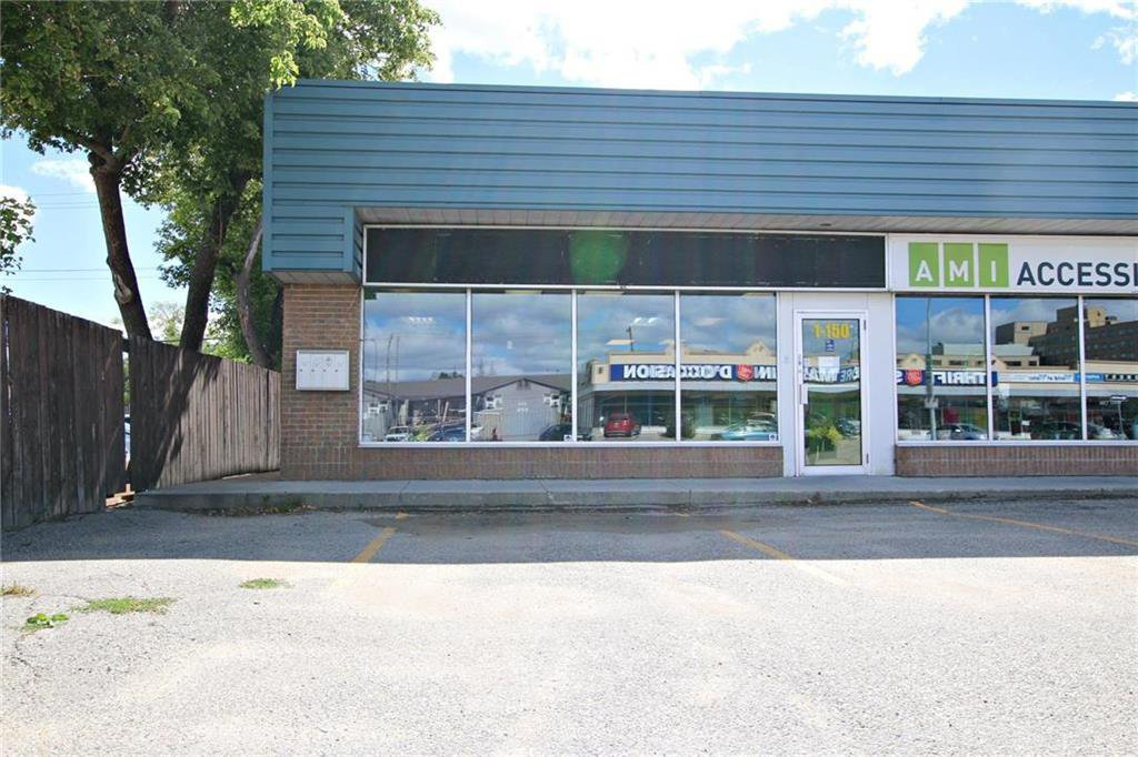 Main Photo: 1 150 Goulet Street in Winnipeg: St Boniface Industrial / Commercial / Investment for lease (2A)  : MLS®# 202022633