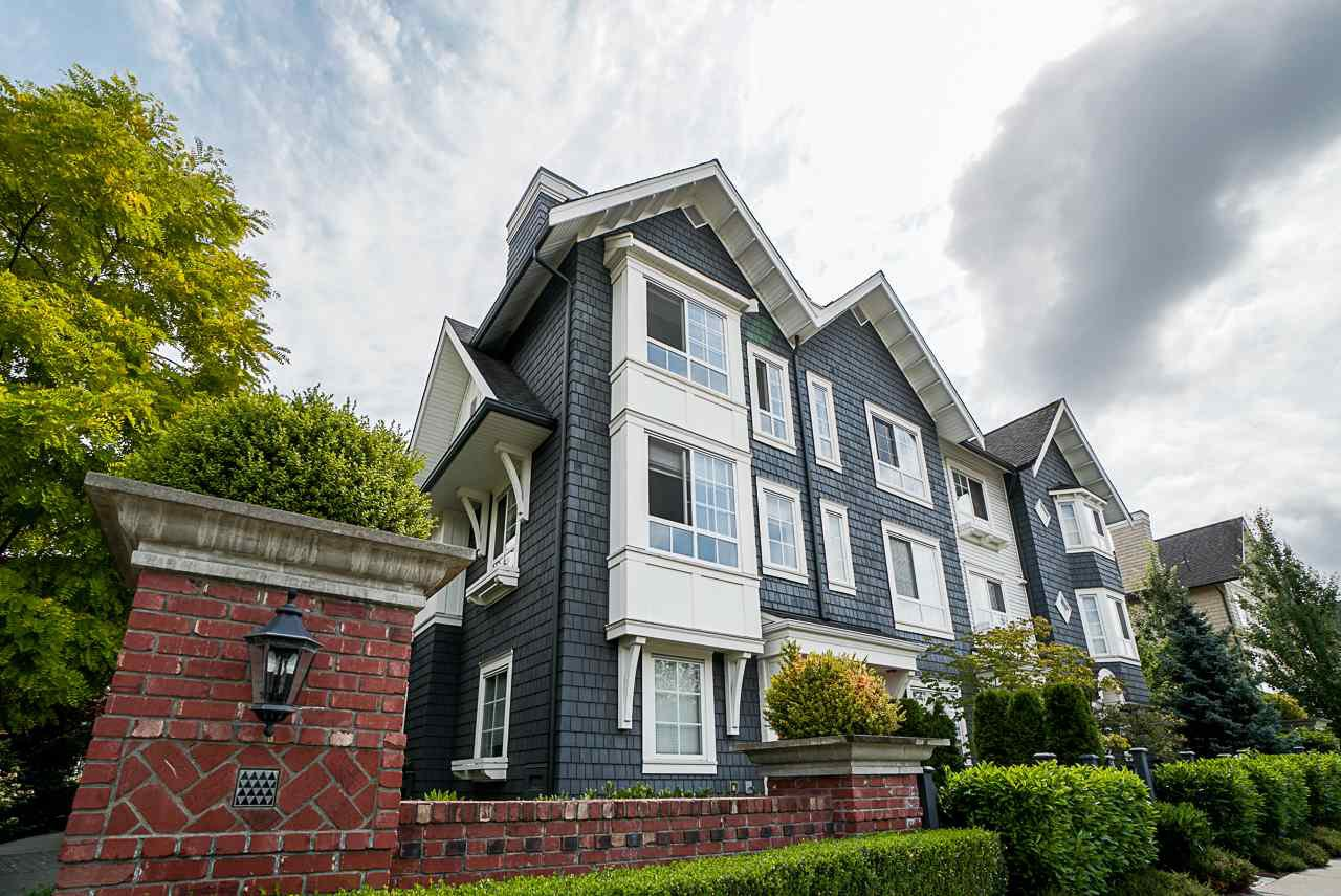 Main Photo: 1 8438 207A STREET in Langley: Willoughby Heights Townhouse for sale : MLS®# R2485839
